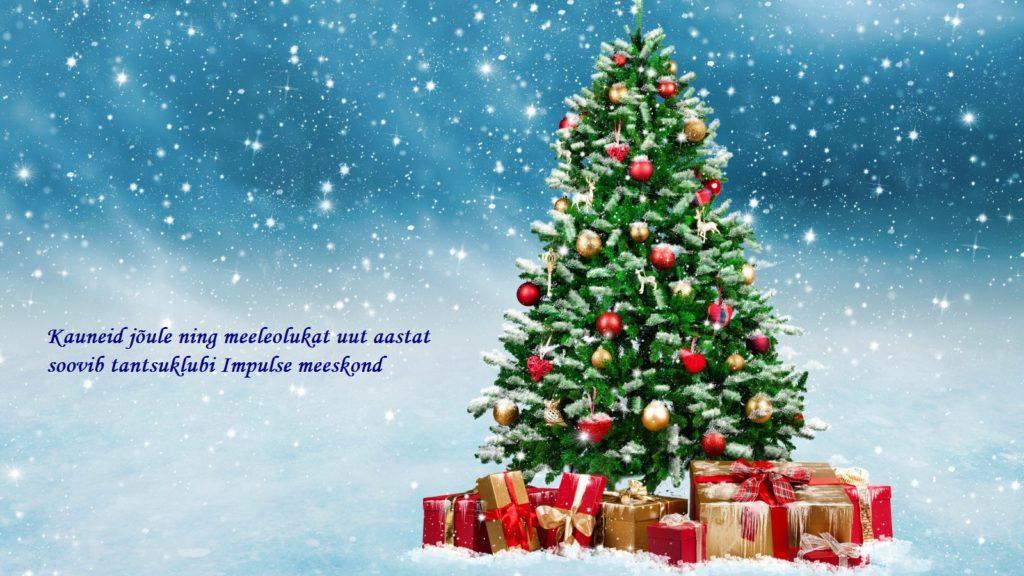 joulutervitus